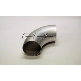 75mm aluminium böj 90 grader