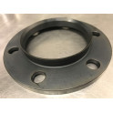 Boot mounting flange for 128mm CrMo