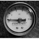 """Bränsletrycksmätare 1/8"""" förgasare"""