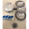 DP forged piston kit Mercedes M104 3.2
