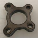 Audi wastegate flange mild steel