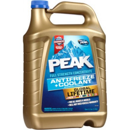 Peak antifreeze glykol  4 quarts