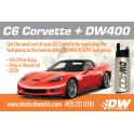 Deatschwerks DW400 Corvette C6
