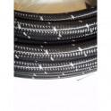 AN16 hose black