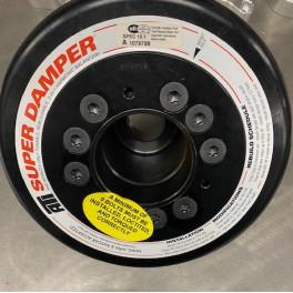 ATI damper Nissan VR38
