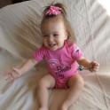 Precision boosted baby rosa newborn