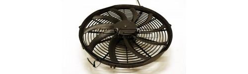 Spal electric fans