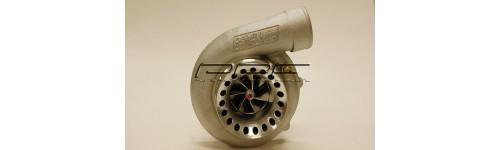 Turboaggregat och tillbehör