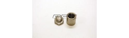 Lambda weldbung and plug