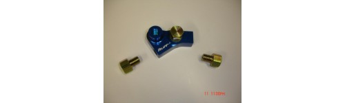 Oil pressure adapter