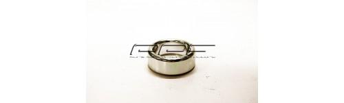 Full radius cone for filter tube