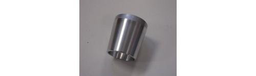 Aluminium konor/reduceringar