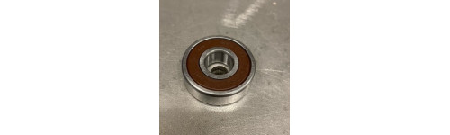 Pilot bearing crankshaft