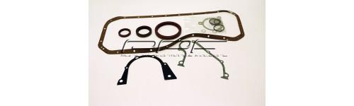 Packningssatser, lager, pumpar, ringar mm